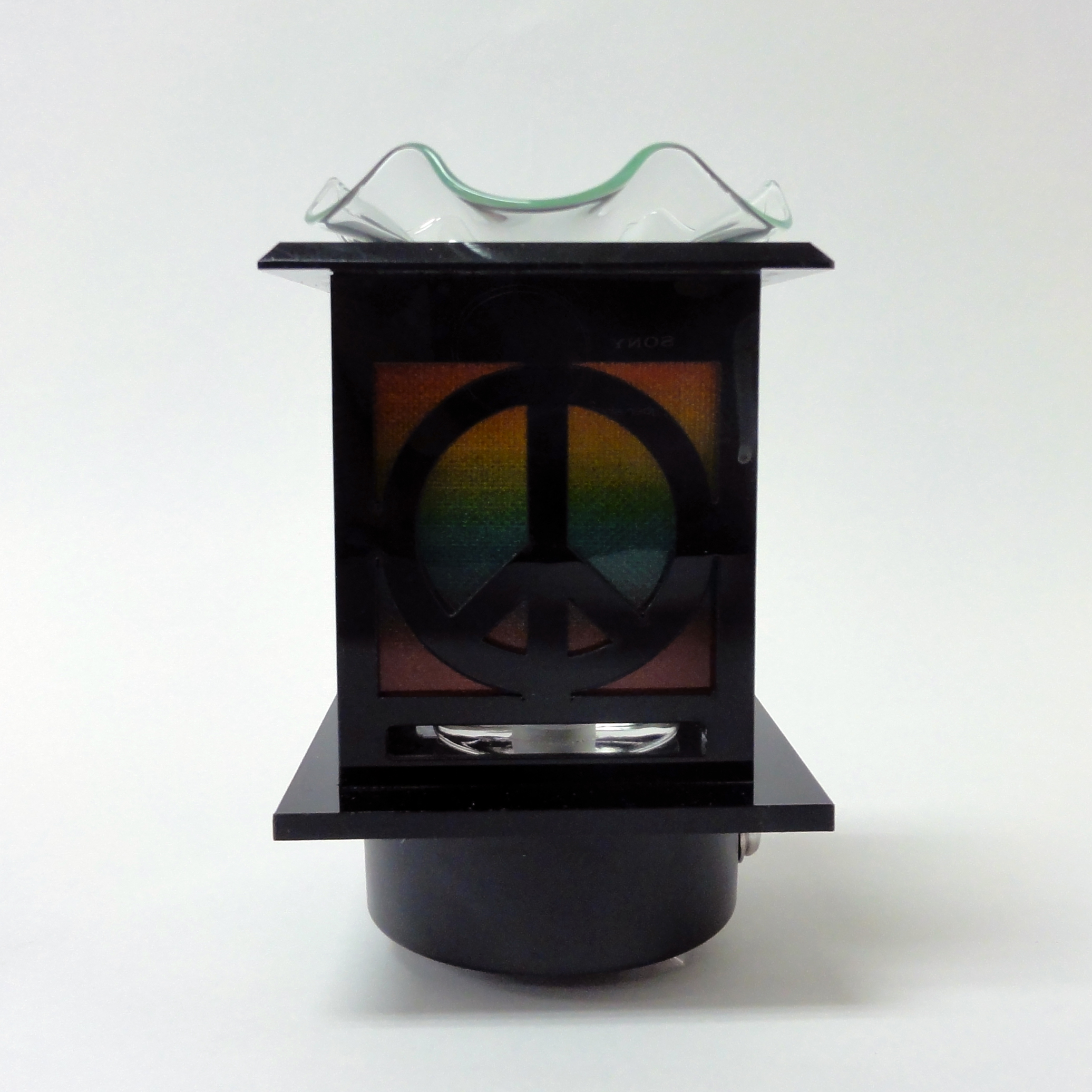 Electric Wall Plug In Oil Lamp Warmer Night Light Touch