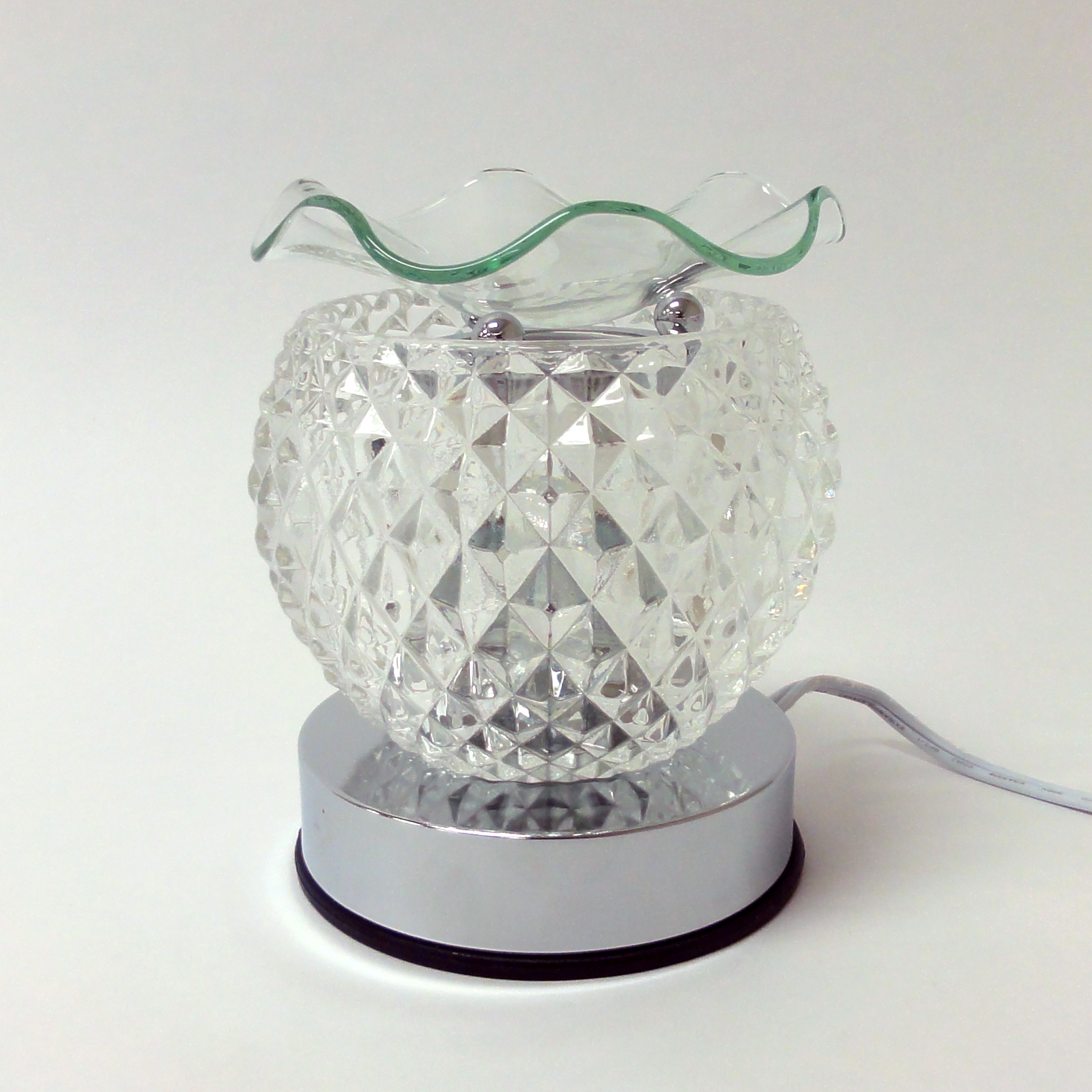 Electric Glass Touch Lamp Essential Oil Diffuser Oil