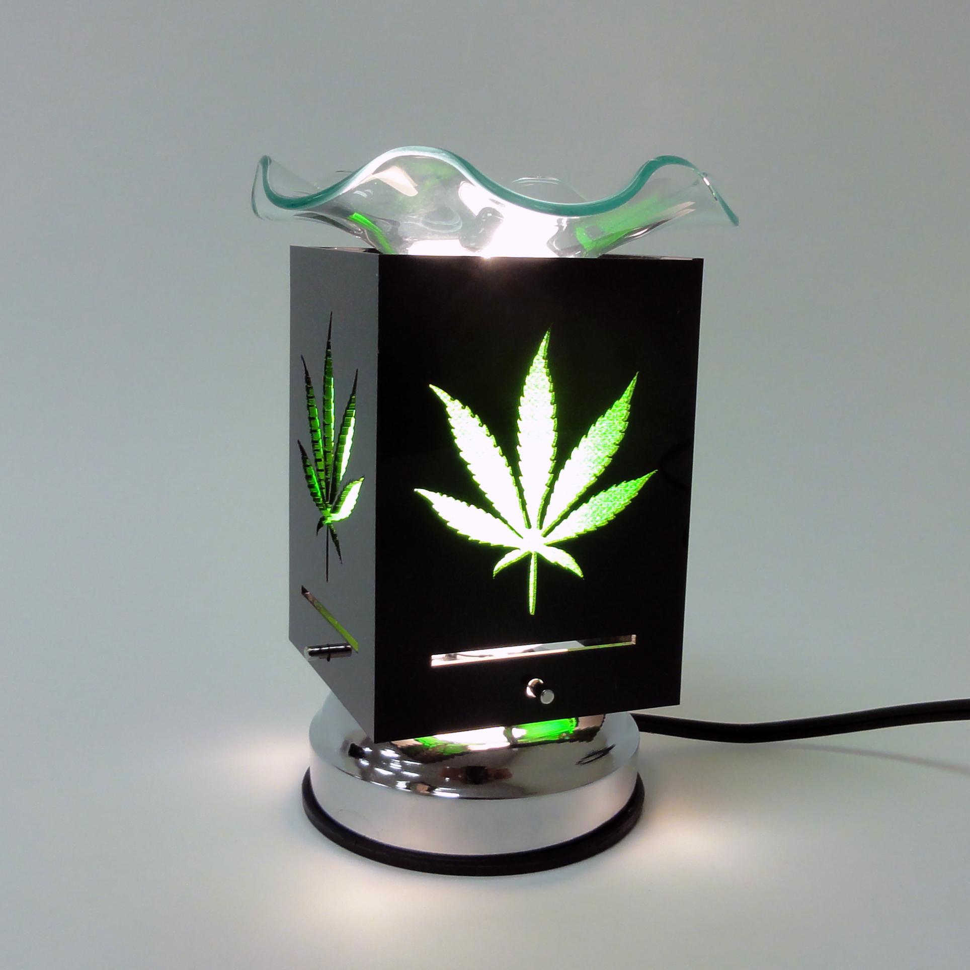 Electric Warmer Burner Fragrance Lamp Can Use Tarts