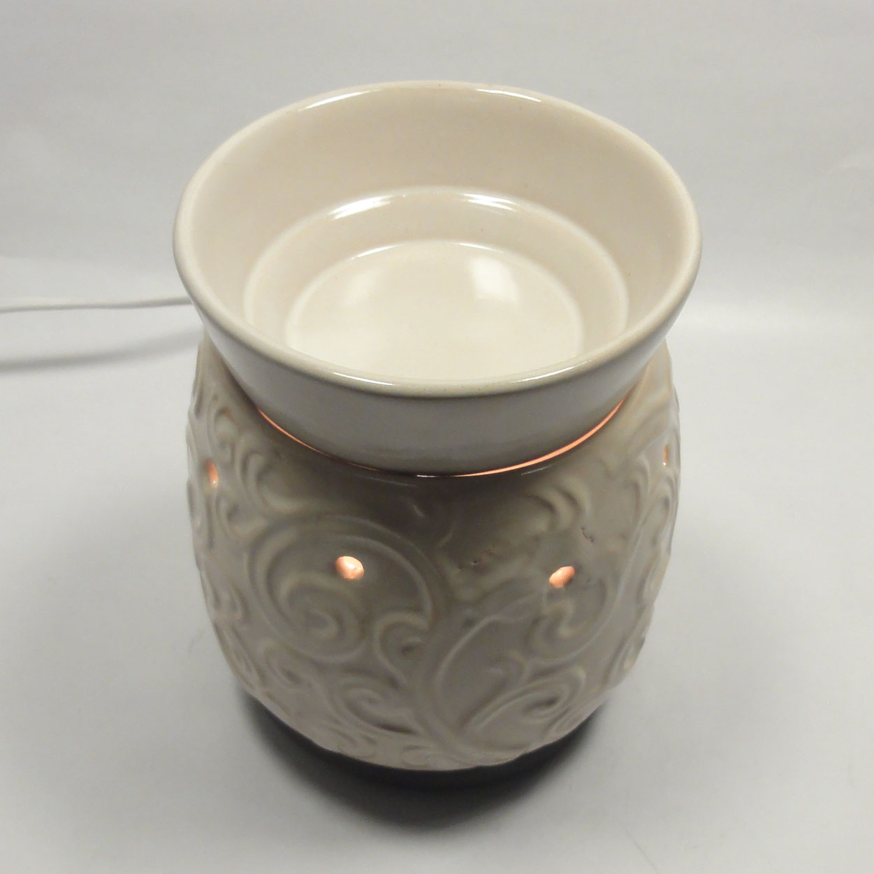 Classic Ceramic Electric Scent Oil Tart Warmer Diffuser