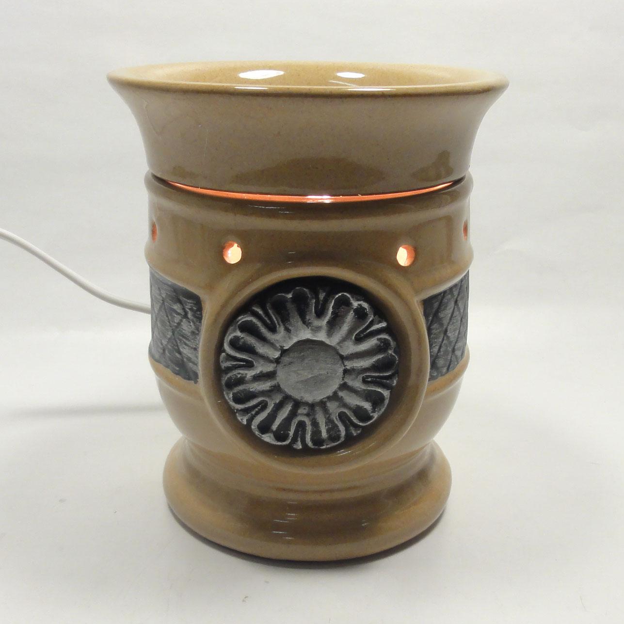 Classic Ceramic Electric Fragrance Oil Tart Lamp Warmer