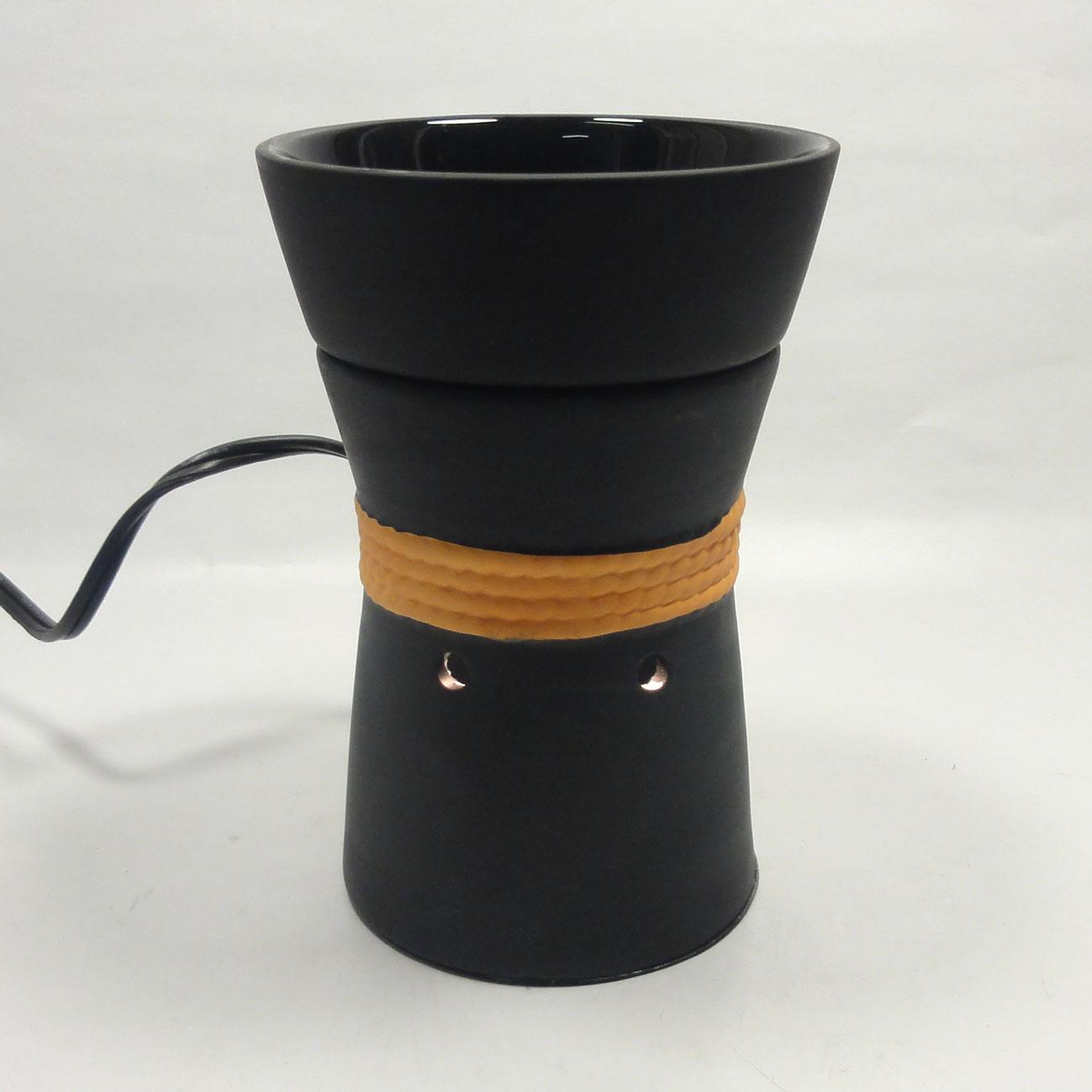 electric scent oil tart warmer burner diffuser fragrance lamp ebay. Black Bedroom Furniture Sets. Home Design Ideas